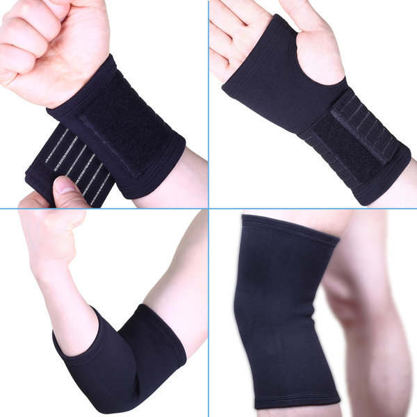 국산 관절보호대/손목/무릎/발목/팔꿈치/아대/무릅/팔 상품이미지