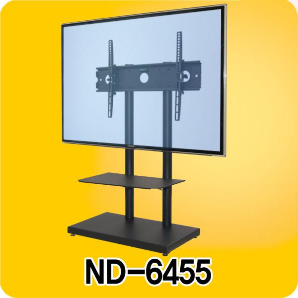 삼성/LG/중소기업 32~65 TV/50kg 지지/ND-6455 스탠드 상품이미지