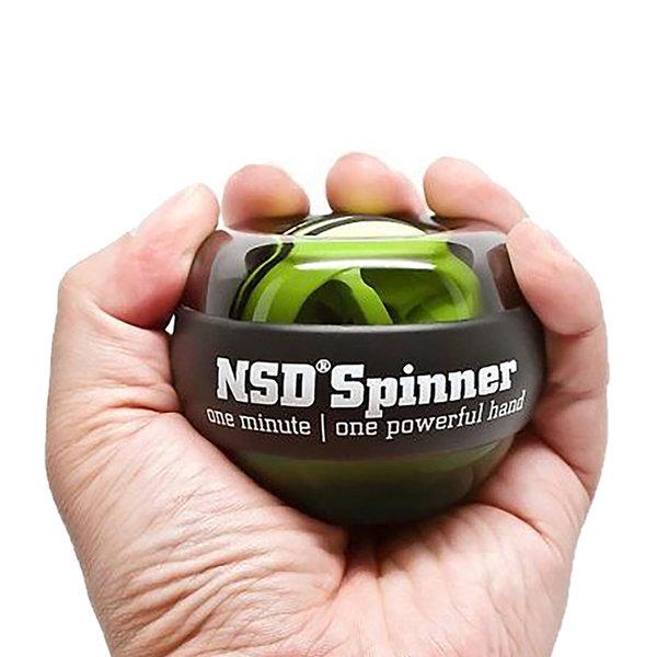 NSD 스피너 오토 레귤러 손목운동기구 자이로볼악력기 상품이미지