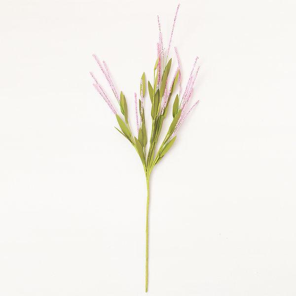 야생부쉬 핑크 (인테리어 조화꽃 화분) 상품이미지