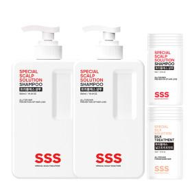 약산성 트리플에스 탈모샴푸 2000ml+250ml (무료샘플)