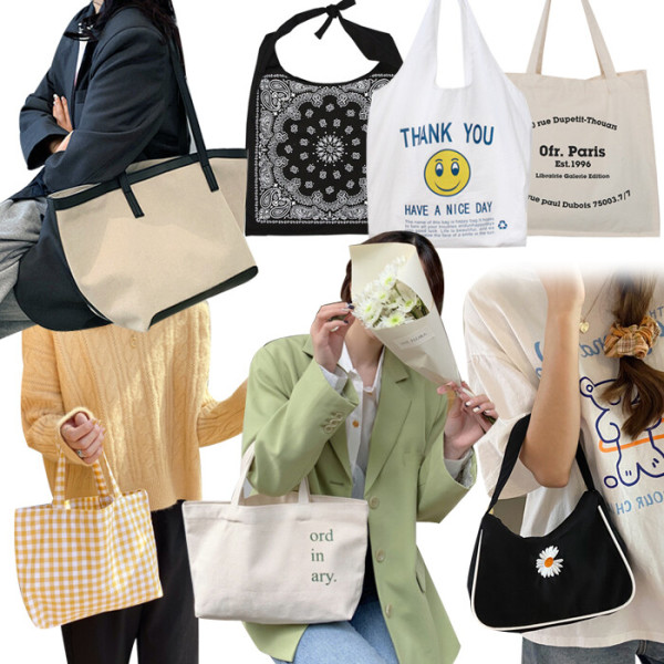 가을 에코 백 여성 가방 쇼퍼 숄더백 크로스백 지갑 상품이미지