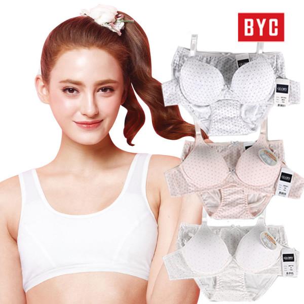 주니어브라 1.2.3 단계별 중고등학생속옷 스포츠브라 상품이미지