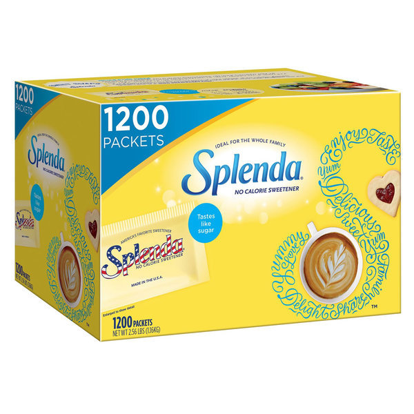 SPLENDA 스프렌다 스위트너 1200개 Sweetener스플렌다 상품이미지