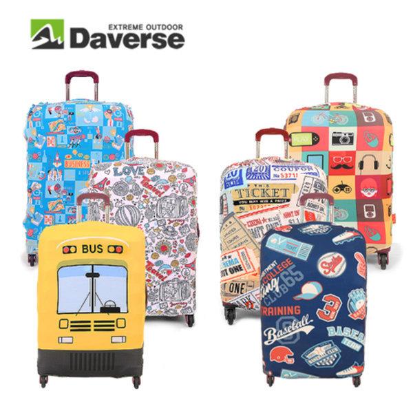 데버스 캐리어커버 케리어 여행용 기내용 여행가방 상품이미지
