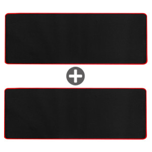 칼론 OKP-L9000 키보드장패드 데스크 마우스패드 1+1