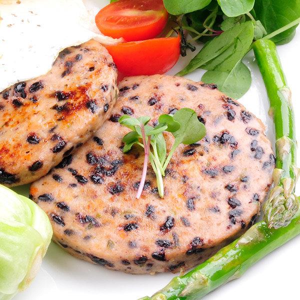 햇살닭 흑미 닭가슴살 스테이크 (100g x 50)5kg 상품이미지