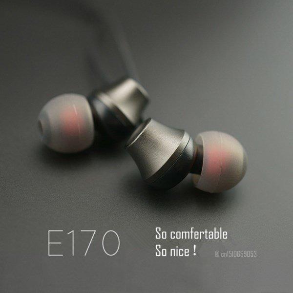 E170 고품질 HIFI 해드셋 이어폰 크리스탈 클리어 상품이미지