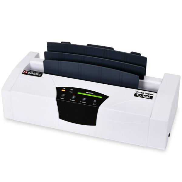 열제본기 TD-900A 강력접착/신속제본/자동압착/사은품 상품이미지