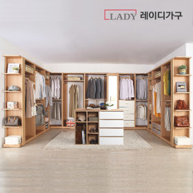 레이디가구 취향저격  이안드레스룸 시리즈/옷장/장롱