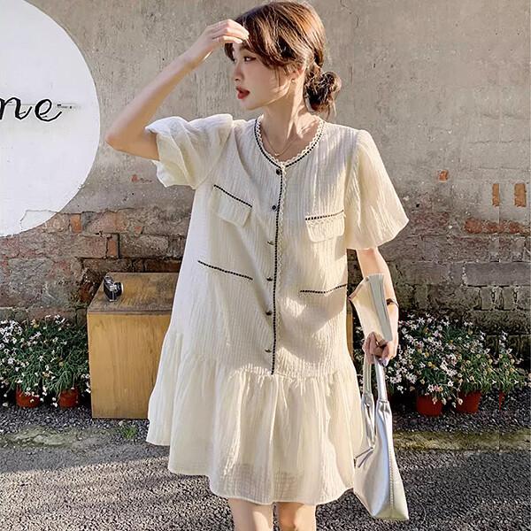 패션라인  22%쿠폰 여름신상 블라우스/원피스/티셔츠 상품이미지