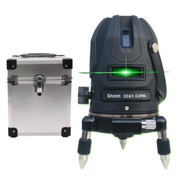 씨씨앤티 레벨기 CCNT-G2PRO 그린 레이저레벨기 6배 상품이미지