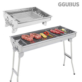 X 36 in Portable Pliant Jambe Neuf environ 91.44 cm Au cours de Feu Grill Grand Camping Grille Barbecue 18 in environ 45.72 cm