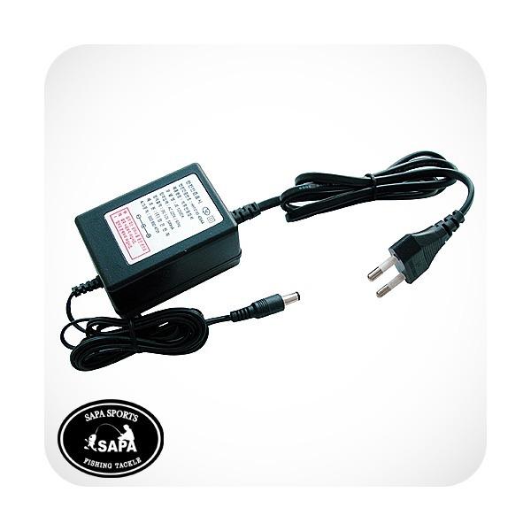 SAPA 정전압 아답타  용량12V 500mA  / CCTV 화면분할 상품이미지