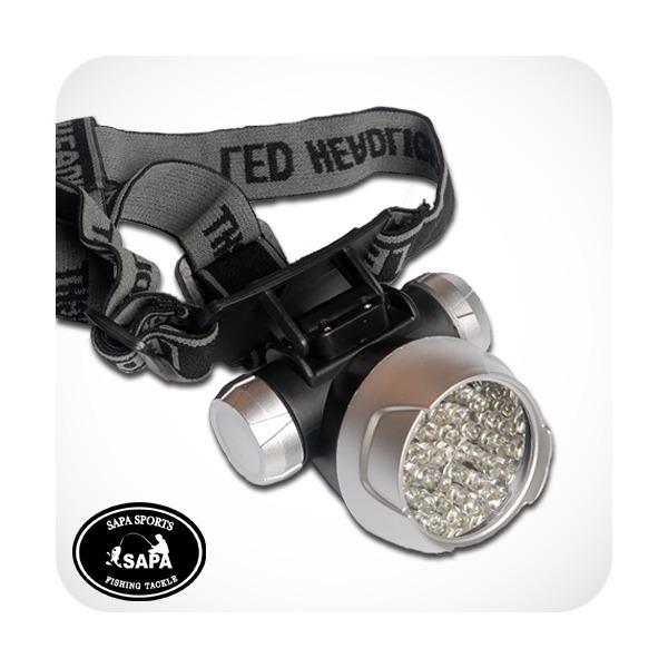 싸파  LED 50구 헤드 밴드랜턴  SL-126  밴드타입으 상품이미지