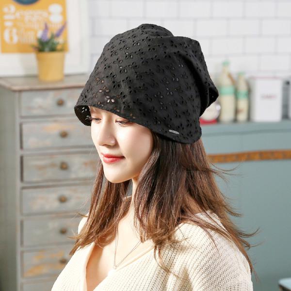 비니 두건 여성 니트 가을 겨울 모자 항암 머리두건 상품이미지
