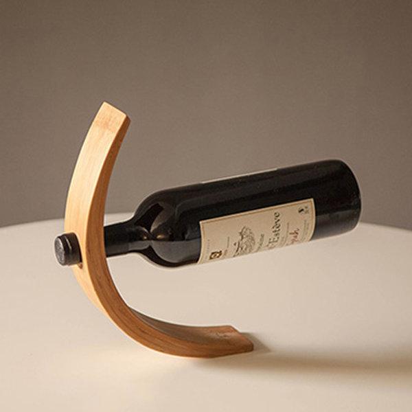 와인 보관 받침대 대나무 와인 홀더 와인랙 상품이미지