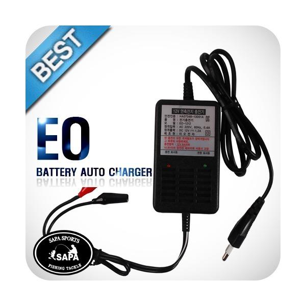 밧데리 자동 충전기  EO-1212 12V 1.2A  (12V 6A 이하 상품이미지