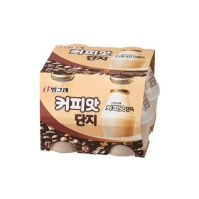빙그레_바나나우유커피맛_240MLx4
