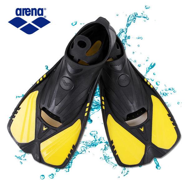 아레나 오리발 AUAAF03 ARAAF03 숏핀 물놀이 수영용품 상품이미지