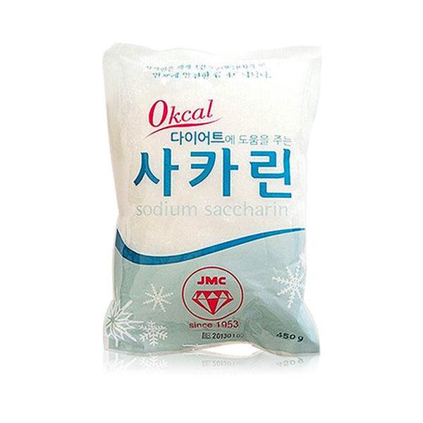 순도100% 사카린 450G/설탕/물엿/시럽/삭카린 상품이미지