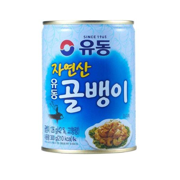 (묶음할인)_유동자연산골뱅이_300G 상품이미지