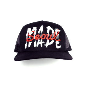 Bigbang MADE Seoul mesh cap / mesh back / snapback / K-pop goods /