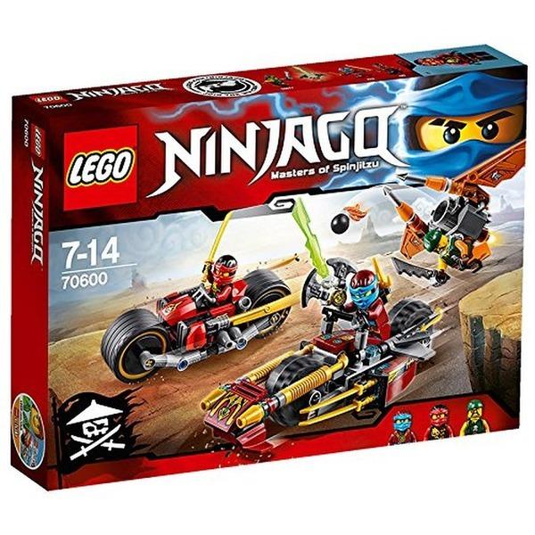 레고 닌자 고 닌자의 파워 오토바이 70600 상품이미지