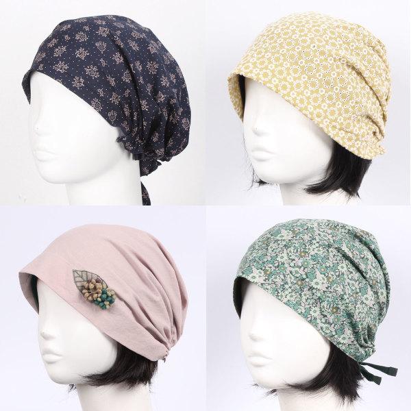 가을 비니 두건 모자 여성 여자 남자 중년 항암 상품이미지