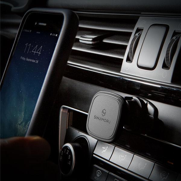 차량용 자석/마그네틱 스마트폰/휴대폰/핸드폰 거치대 상품이미지