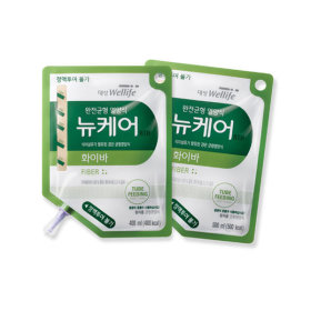 환자영양식 뉴케어 화이바 RTH 400mlx20개 경관급식