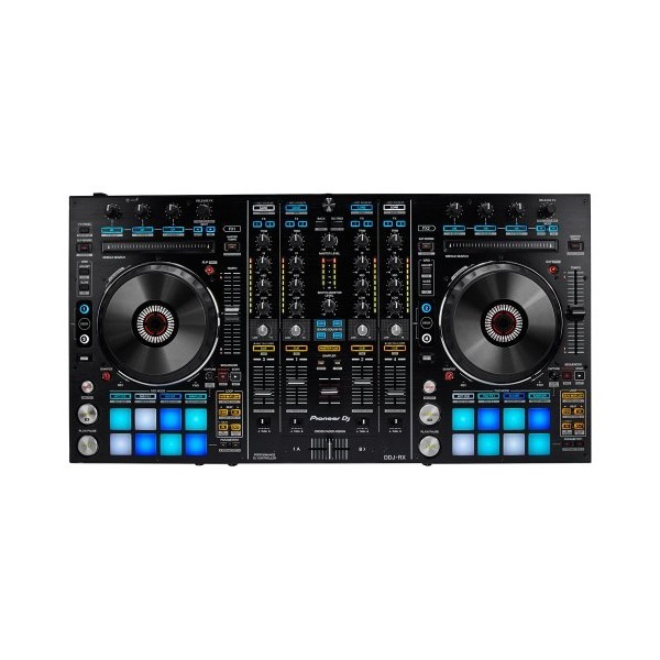 Pioneer DDJ-RX PERFORMANCE DJ CONTROLLER 상품이미지