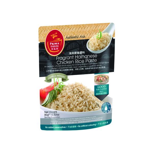 (싱가포르)Prima Taste 하이난식 치킨라이스 소스 80g 상품이미지