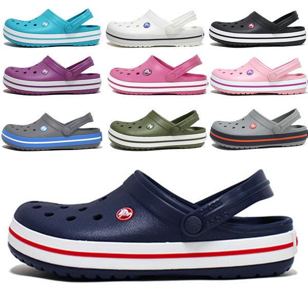 크록스 크록밴드 슬리퍼 샌들 아쿠아슈즈 여름 신발 상품이미지