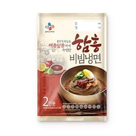 씨제이 함흥비빔냉면 2인  474.4G