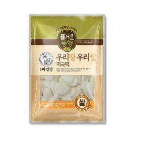 씨제이_우리땅우리쌀떡국떡_700G