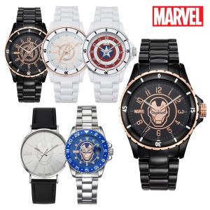 [마블]마블 어벤져스 아이언맨 캡틴아메리카 남성 손목시계