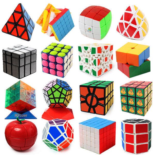 큐브 초특가/22 33 44 55/변형큐브/피라밍크스/퍼즐 상품이미지