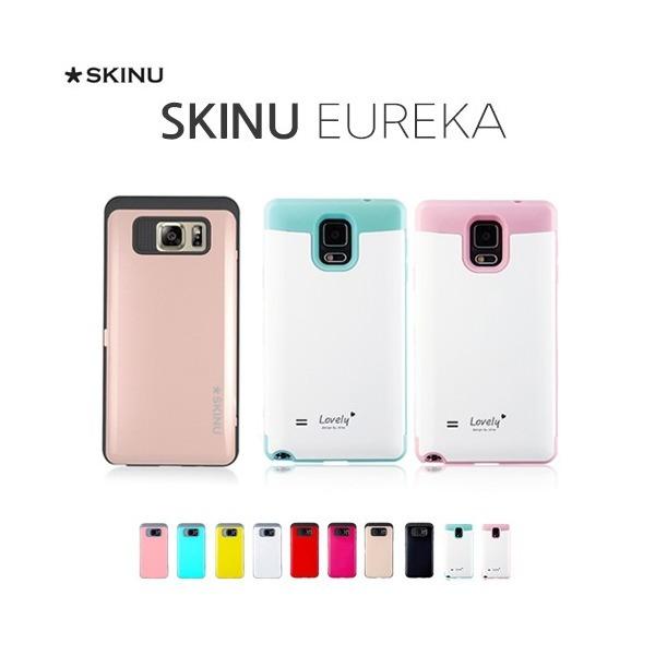 스키누 아이폰5S/SE 유레카 충격방지 하드 범퍼케이스 상품이미지