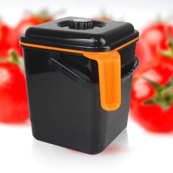 클래식플러스 5L 음식물쓰레기통 - 찌꺼기처리/밀폐형 상품이미지