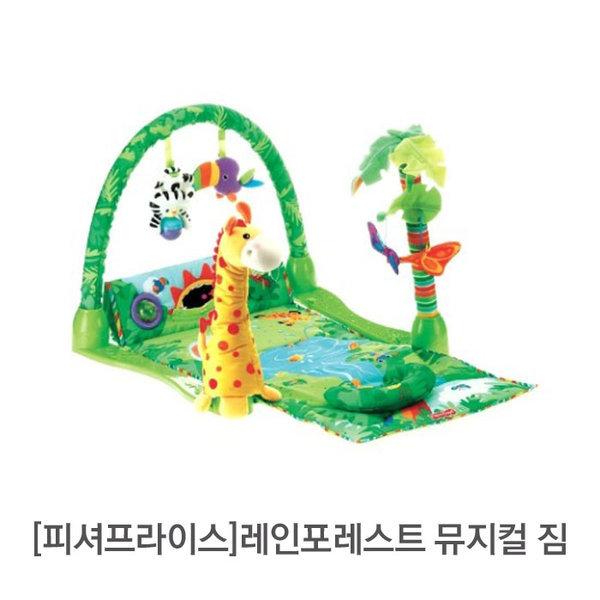 구매대행/피셔프라이스 레인포레스트 뮤지컬 짐 상품이미지