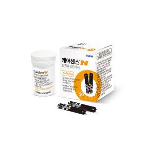 케어센스N 혈당시험지 1박스(50매) 혈당측정지/검사지
