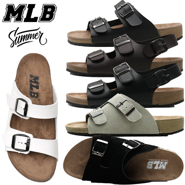 MLB 여름행사 커플슬리퍼/샌들/남성/여성/신발230-295 상품이미지