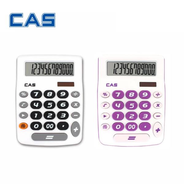 카스 계산기 CDC-100 CDC-200 사무용 탁상용 태양열 상품이미지