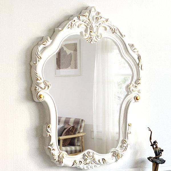 루이송 벨리타 거울 벽거울 유럽풍 포인트가구 상품이미지