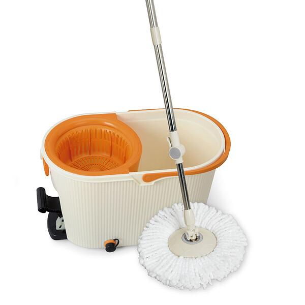 스핀청소기(세트) 밀대 물걸레청소기회전청소기 청소 상품이미지