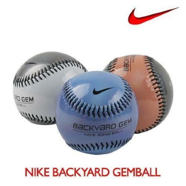 나이키 젬볼 N9301000004 백야드젬볼 안전구 야구공 상품이미지