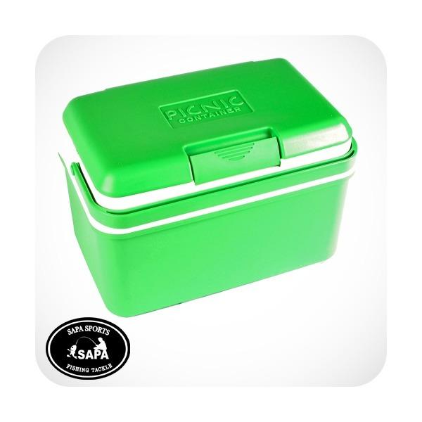 국산 캠핑 레저 낚시용 아이스박스8.5L/쿨러 보냉보온 상품이미지
