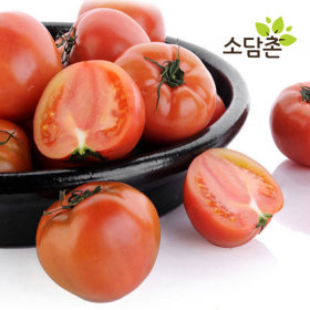 Korean tomato / 5kg / 10kg / different sizes / may be damaged while shipping /