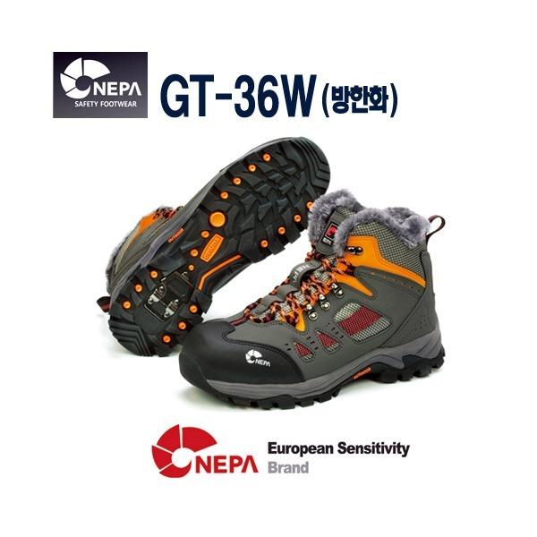 안전화 네파 NEPA NEPA GT-36W 방한화 상품이미지